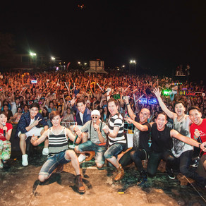 COOLfahrenheit Music Fest #Once upon A Teen แดนซ์สู้ฝน สนุกสุดทีน