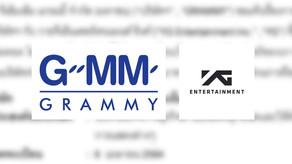 GMM GRAMMY จับมือ YG ตั้งบริษัทร่วมทุนในนาม YGMM