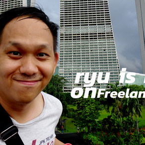Ryu interview by Freelancebay