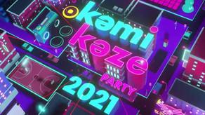 KAMIKAZE PARTY 2021 คอนเสิร์ตที่สาวกกามิห้ามพลาด