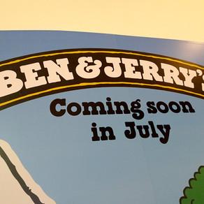 Ben & Jerry's แจกไอศกรีมฟรี ฉลองการเปิดสาขาแรกในประเทศไทย 9 กรกฎาคม นี้