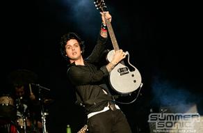 Green Day กับคอนเสิร์ตสุดมันส์แบบจัดเต็ม  ในเทศกาลดนตรี Summer Sonic ที่ประเทศญี่ปุ่น