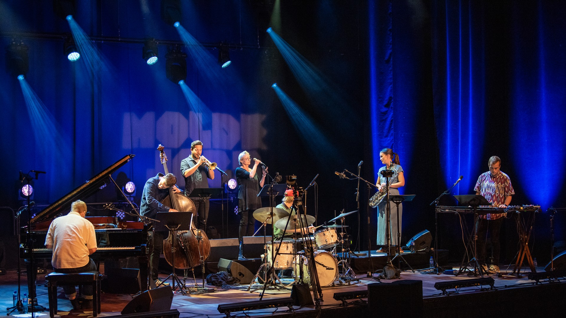 Hanna Paulsberg Concept konsert Moldejazz 2020