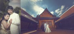 wedding shoot in thailand
