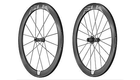 DH-ePoint Sale 16 Carbon Aero Wheel Set
