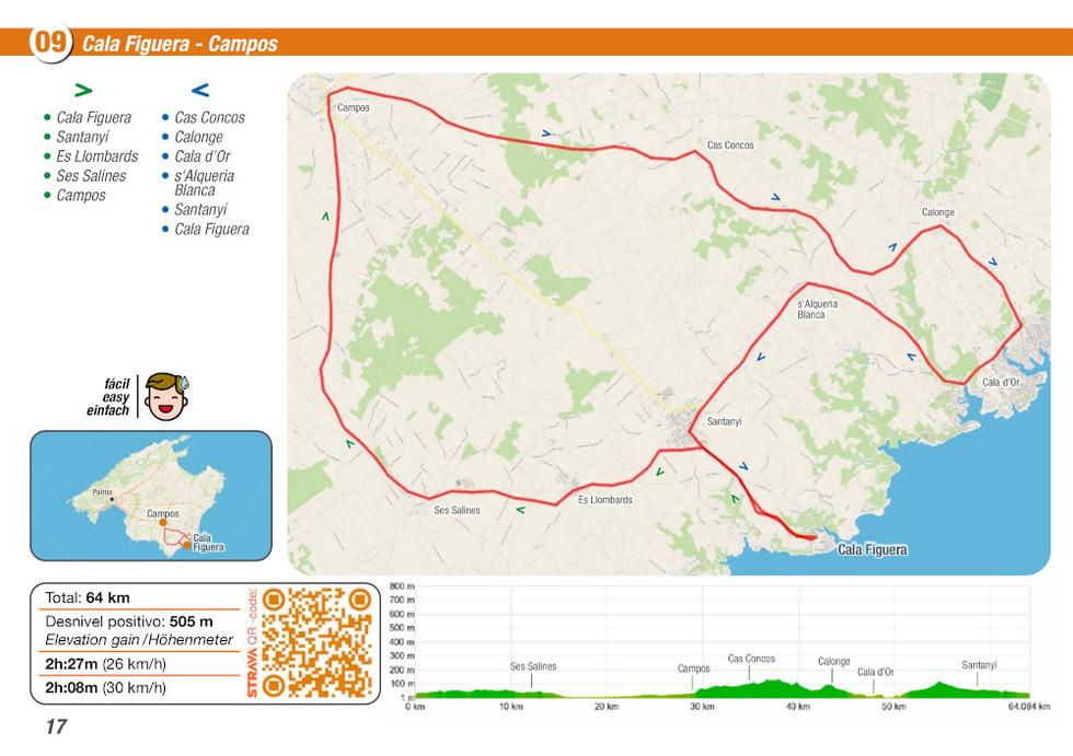 Bike Routen Rennrad 09