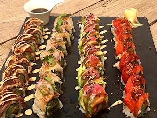 Sushi to Go by Steffen Henssler