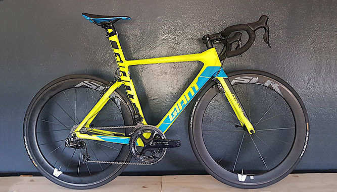 Giant Propel Pro SL - Customized