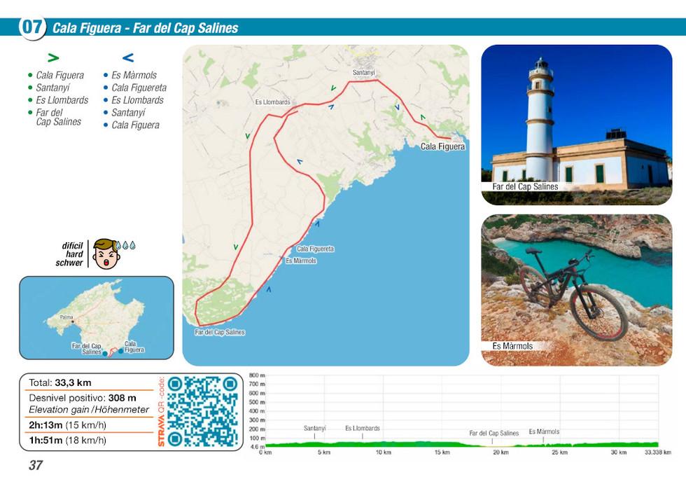 Bike Routen Mountainbike 07