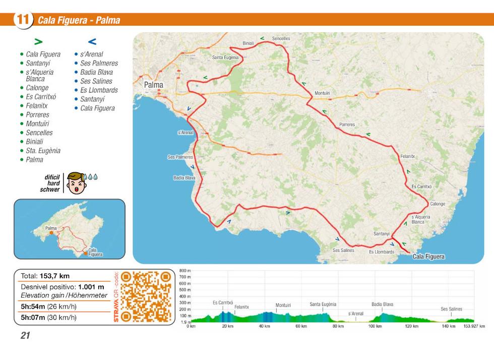 Bike Routen Rennrad 11