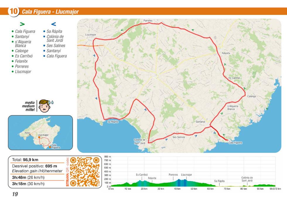 Bike Routen Rennrad 10
