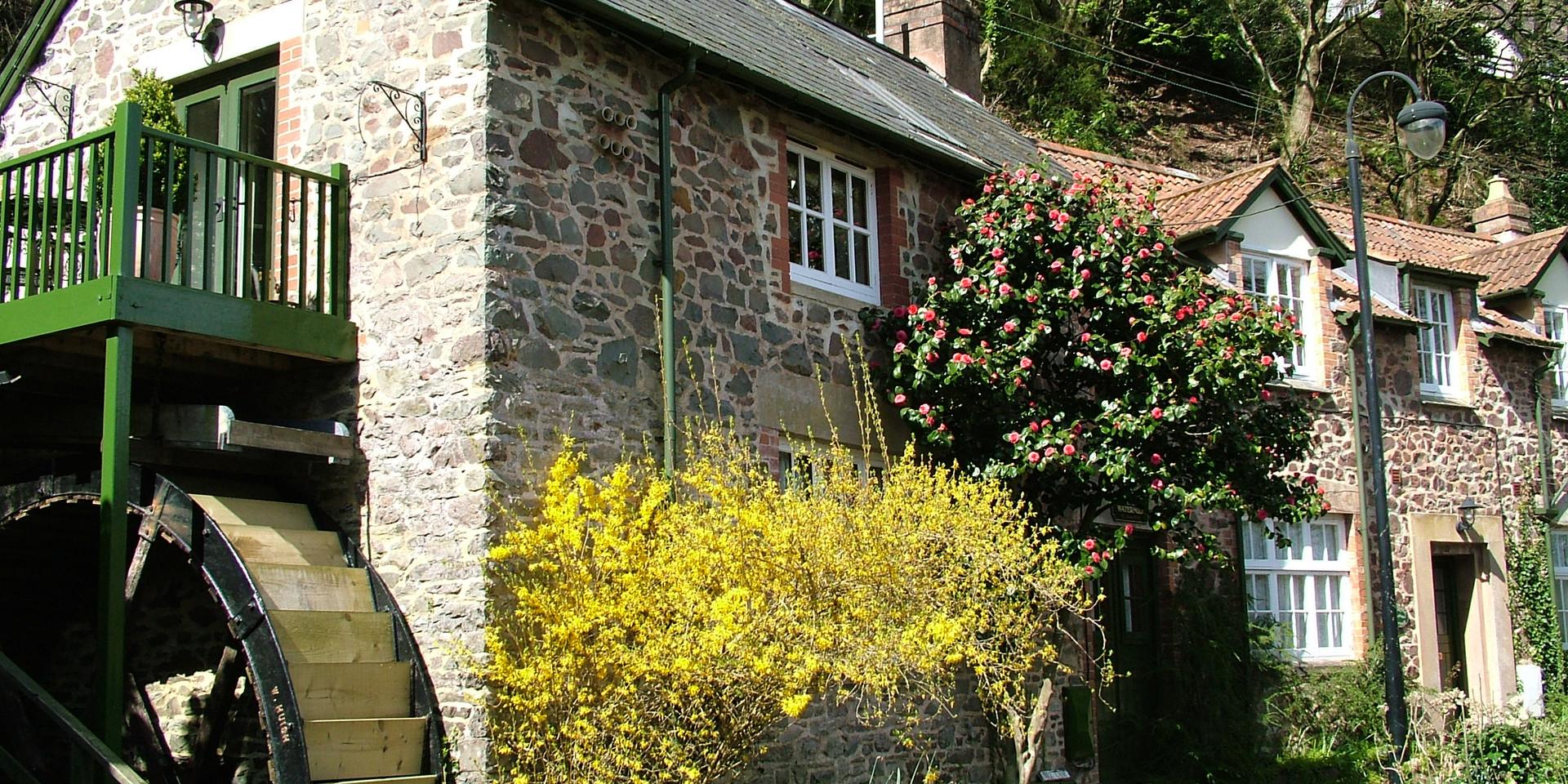 Hawkcombe Mill