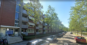 Pyramideboomgaard Utrecht