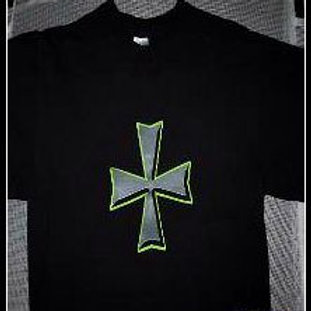 T-Shirt w/Cross of Malta