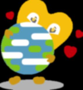 Alfie Hugging World.png