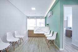 sala de espera medico