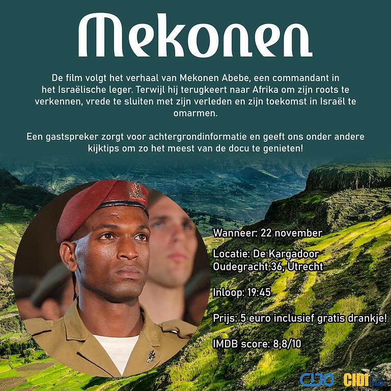 CIDI Shows: Mekonen