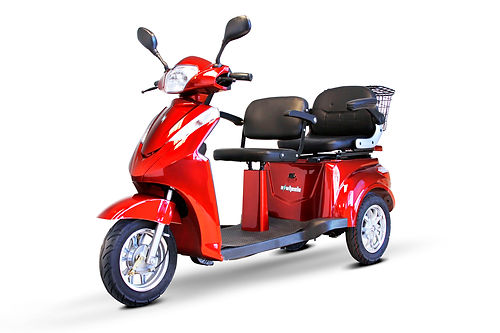 EW-66 Two-Seat Mobility Scooter