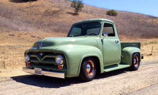 '55 Ford F-100