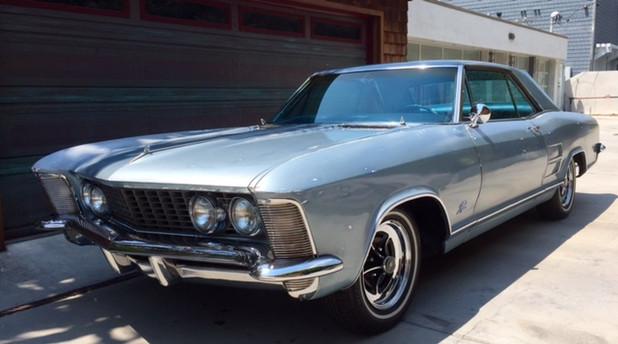 64 Buick Riveria