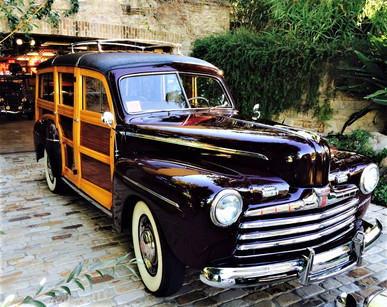 '47 Ford Super Deluxe Woody