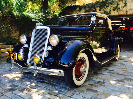 '35 Ford Cabriolet