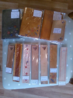 Hand made leather gifts