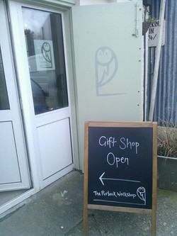 Gift Shop open when we have classes