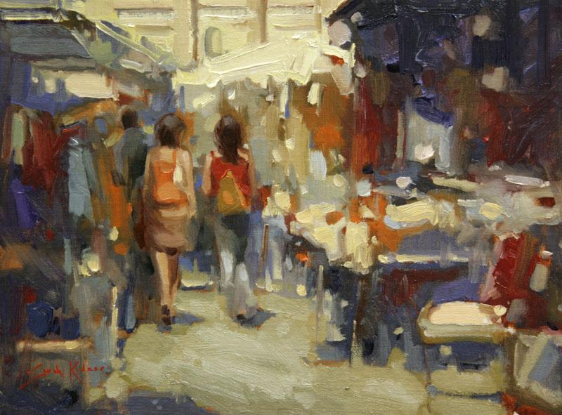 L'Aquila Market
