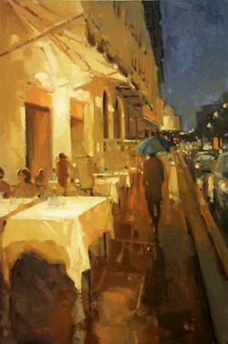 Cafe sur la Rue