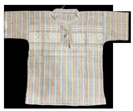 Camisa Telar Manga Corta