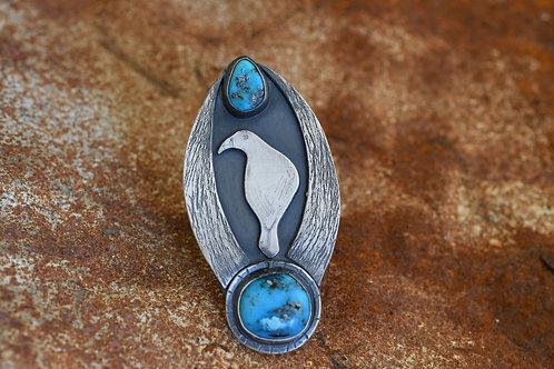 Signature Bowerbird Ring