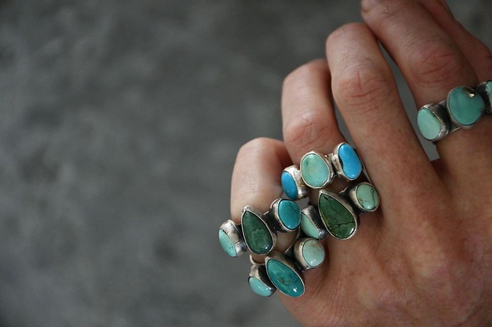 Selection of Mi Familia rings