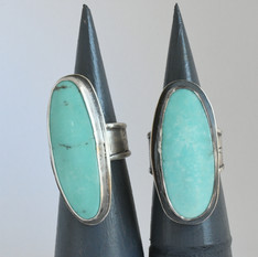 Campitos Turquoise Rings