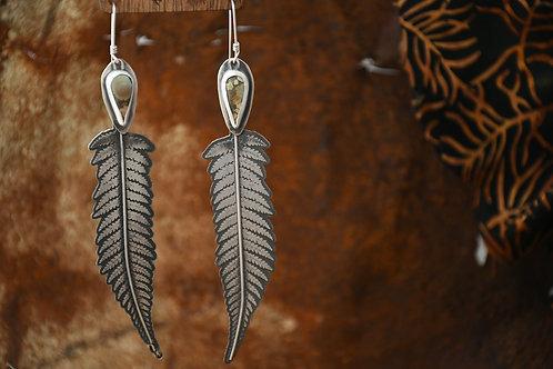 Hubei Fern Earrings