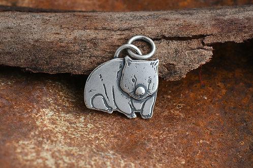 Wombat Pendant
