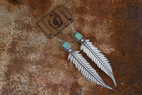 Budawang Fern Earrings