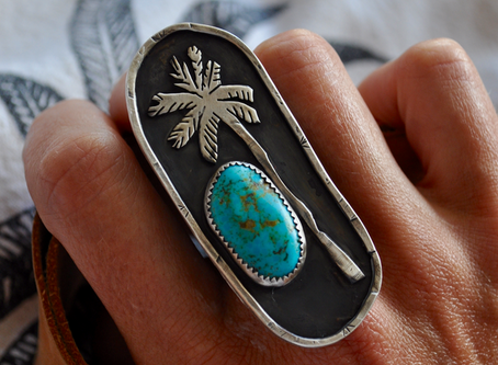 The Palm Tree Ring