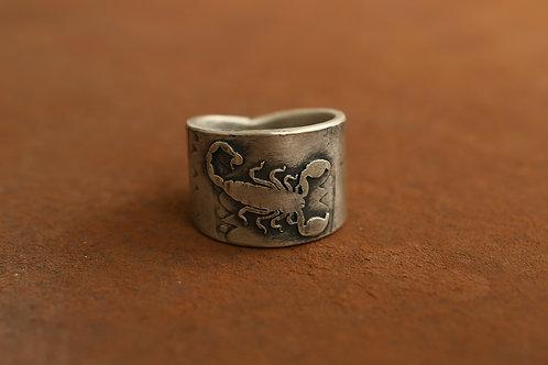 Scorpion Cigar Ring