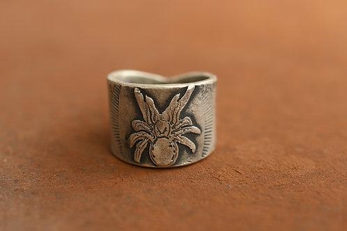 Funnel-web Cigar Ring