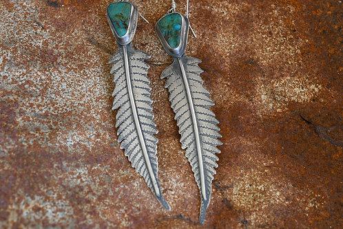 Forest Fern Earrings