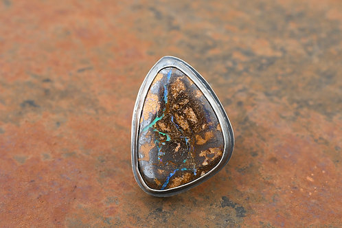 Desert Opal Ring