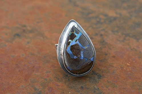 Rivers of Opal Ring