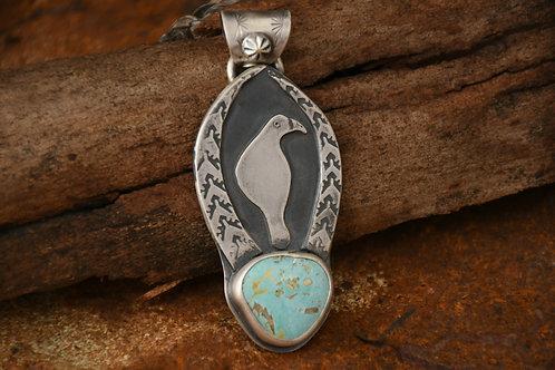 Signature Bowerbird Pendant