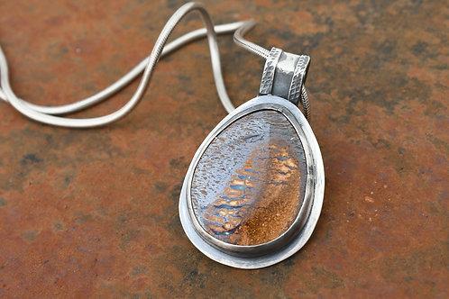 Desert Opal Pendant