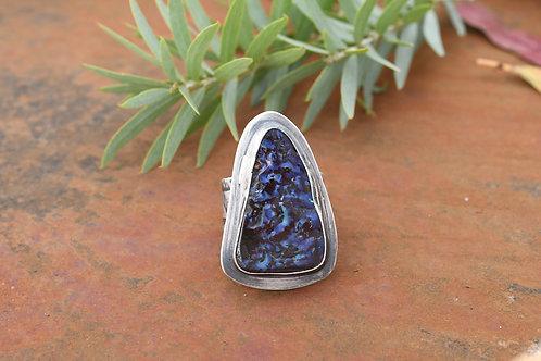Koroit Opal Ring