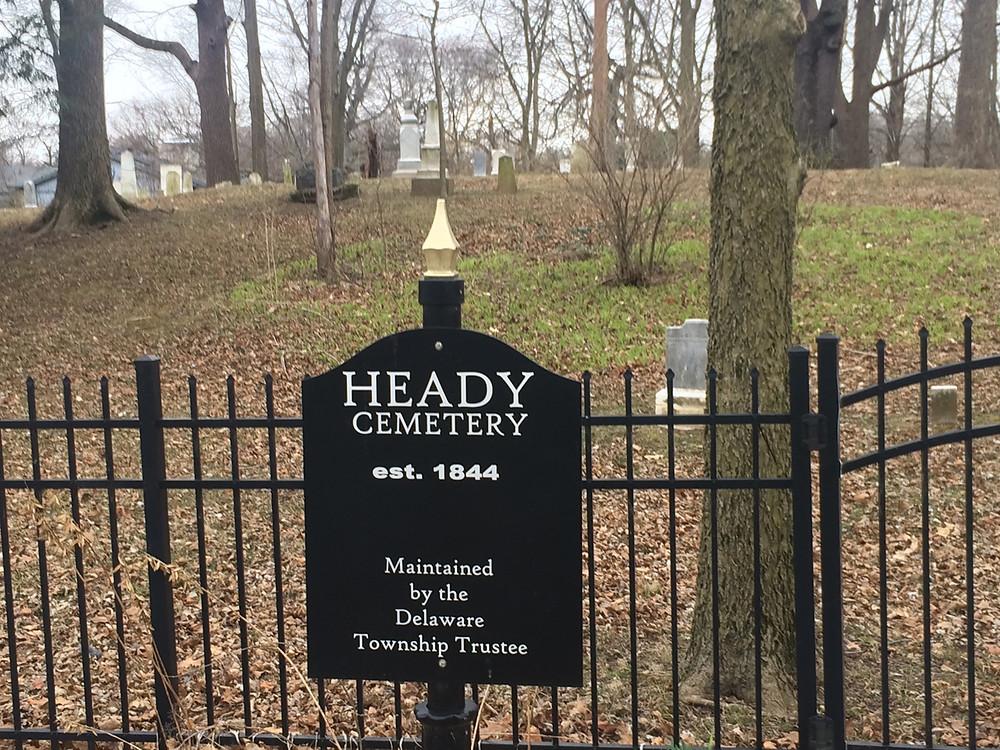 Heady Cemetery