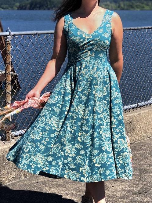 Florista Sonnet Dress
