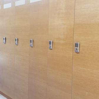 송도 오렌지듄스 골프장라커룸 비밀번호키 KD100Classic