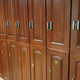 미국 LA 윌셔스파 Wilshire Spa 사물함열쇠